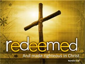 redeemed_righteous_in_christ