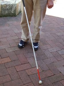 walking cane