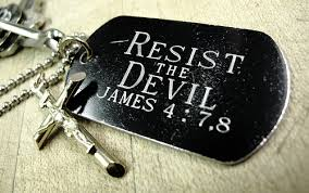resist devil